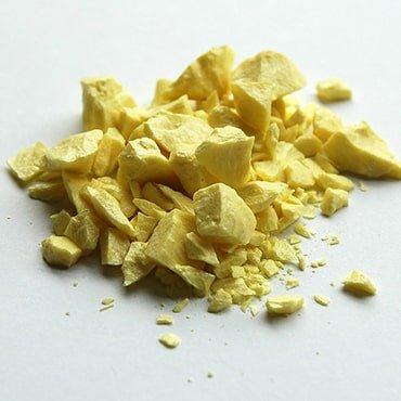 Technical Sulfur